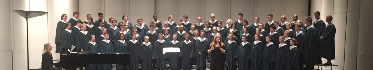 West Salem High School Choir